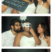 Stephanie and Virgil Wedding